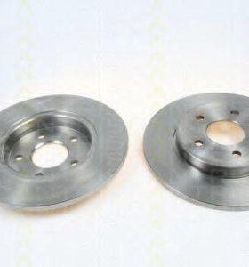 Мондео 3 задние тормозные диски