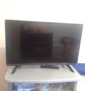 Телевизор dexp новый на гарантии
