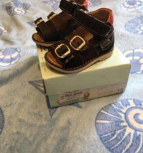 Orsetto, ортопедическая обувь 18 р