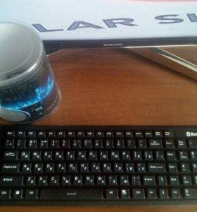 Клавиатура беспроводная ,новая в упаковке