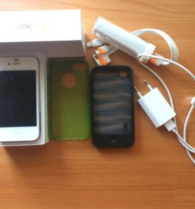 iPhone 4s, 8 гигов
