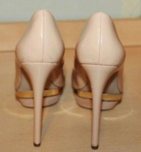 Туфли на каблуке, Mango