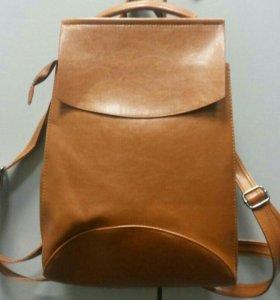 Рюкзак женский. Новый