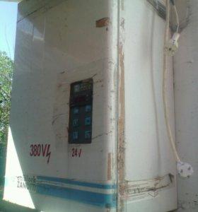 Холодильная камера 12 кубов.