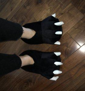 Ботинки для кигуруми