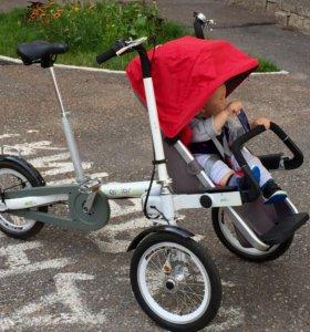 Велосипед-коляска Vagabond от SmartBikes