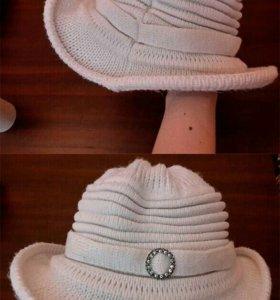 Вязанная шляпа