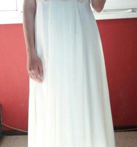 Свадебное(выпускное)платье