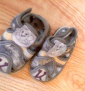 Ортопедические ботиночки 18 р