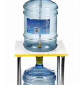 Подставка под настольный кулер или бутыль с помпой
