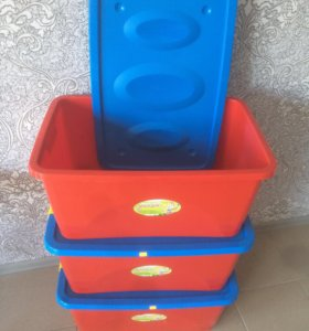 Ящик под игрушки