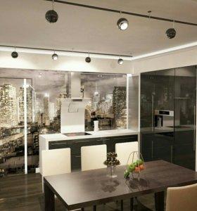 Ремонт квартир, офисов; отделочные работы
