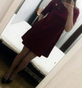 Платье разлетайка