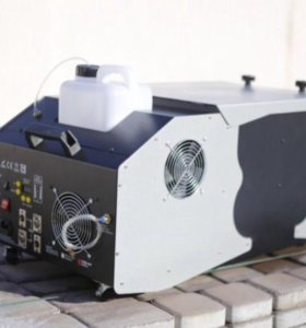 Генератор тяжелого дыма Involight LFM3000 DMX