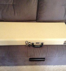 Fender Tweed Custom Shop Strat/Tele Hardshell Case