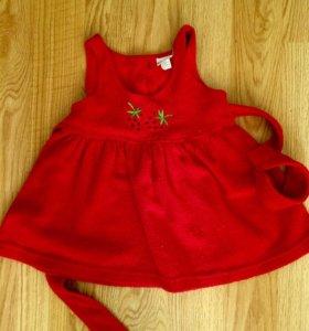 Платье 98 р