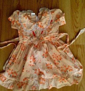Платье 116 р