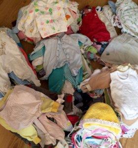 Детская одежда 56-80 р