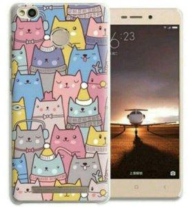 Чехол Xiaomi Redmi 3, 3s