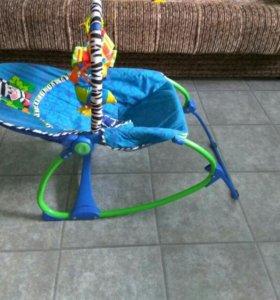 Кресло качалка fisher price