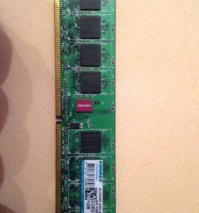 Оперативка 1гб  DDR 2 для ПК