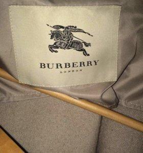 Пальто демисезонное Burberry