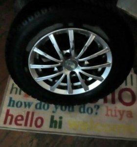 Комплект колес R13