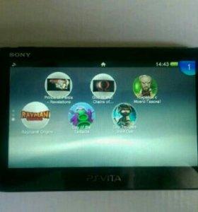 Приставка PS Vita Slim