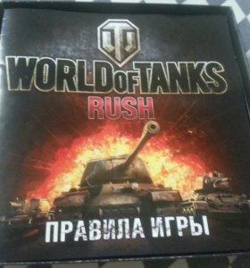World of tanks Rush