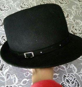 Шляпа фетровая женская