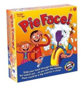 Пирог в лицо