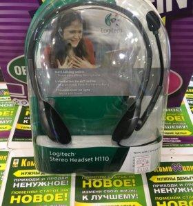Logitech H110