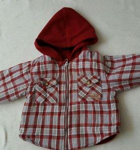 Курточка на флисе