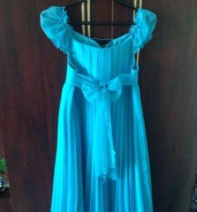 Платье на девочку 9-12 лет