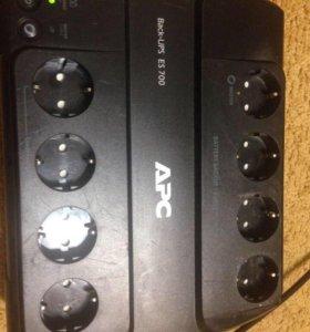 ИБП APC Back-UPS ES 700