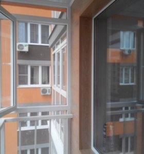 Лоджиии балконы