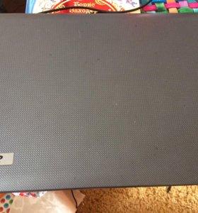 """Ноутбук 17,3"""" 2 ядра 4 гига"""