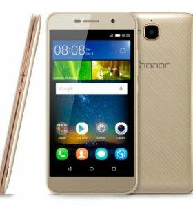 Смартфон Huawei Honor 4C Pro Grey (TIT-L01)