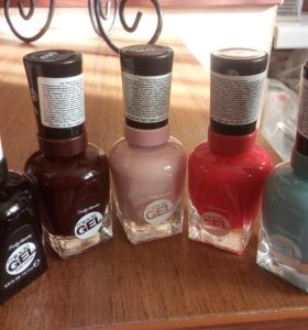 Гель-лаки Sally Hansen Miracle Gel