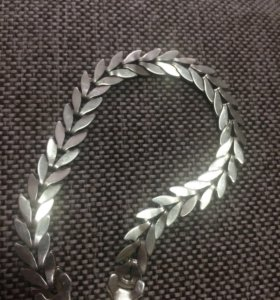 Браслет серебро 925 проба