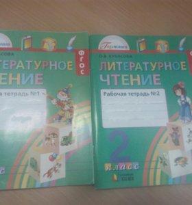 Литературное чтение 2 класс.