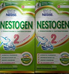 Смесь Nestogen 2