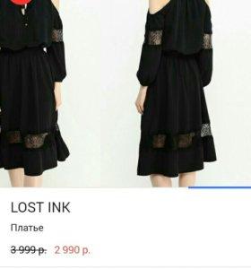 Продам новое платье размер 42-44 на высокий рост
