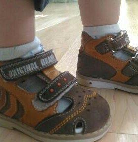 Сандали Minishoes