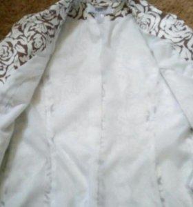 Пиджак новый 44-46
