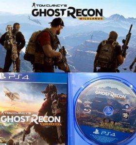 Tom Clancy ghost recon : Wildlands