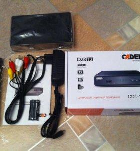 Цифровой эфирный приемник DVB-T2 есть в наличии