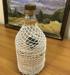 Литровая бутылка