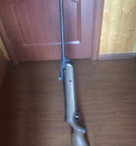 Пневматическое ружьё Gammo + оптический прицел