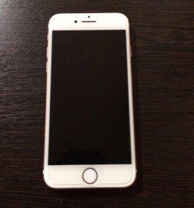 iPhone 7, 128 Гб, розовое золото, оригинал